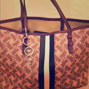 Handbags - SOLD Silver Bird Bag Chain